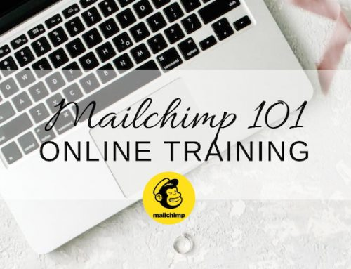 Mailchimp Training 101