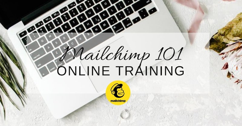 Mailchimp 101 Online Training