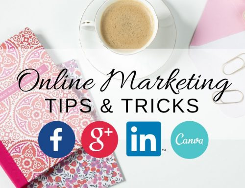 Marketing Tips & Tricks