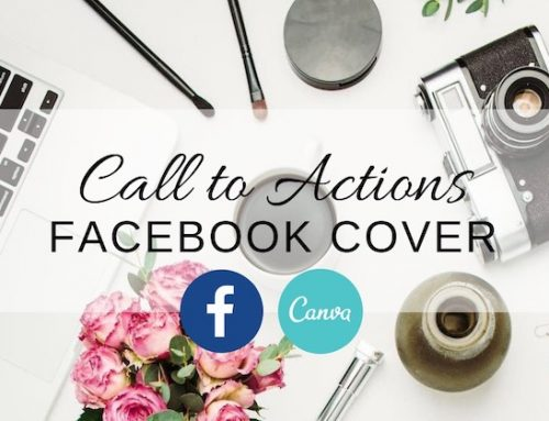 Update Your Facebook Cover with Call To Actions