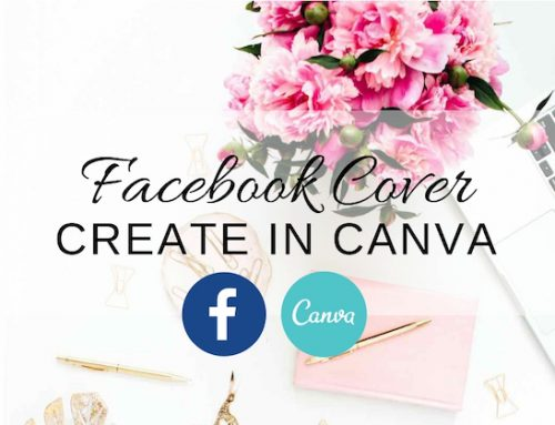 Create a Facebook Cover with Canva